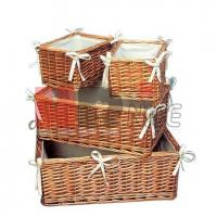 Buy cheap Basket with Lining from wholesalers