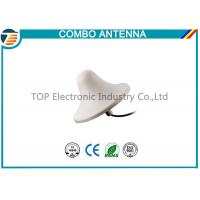 Buy cheap ROHS Router White Color GSM WIFI Combo Antenna 824MHz - 2500MHz product