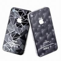Buy cheap 3-D Protective Film for iPhone 4, 4s and 5  from wholesalers