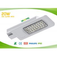 Buy cheap 20w DC12v Led Roadway Lighting Bright Solar Powered Street Lamps from wholesalers