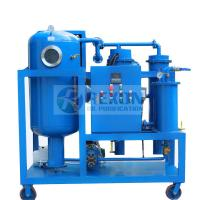 Buy cheap High Viscosity Lube Oil Purifier Oil Cleaning Machine Fast Dewater 6000LPH TYA-100 from wholesalers