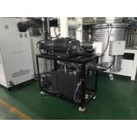 450KG Green Vacuum Pump System 1080 m³/h Oil Sealed Vacuum Pump Booster System