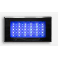 Buy cheap 165w Dimmable Full Lamp LED saltwater aquarium lighting 55x3 Watt For Coral Growing from wholesalers