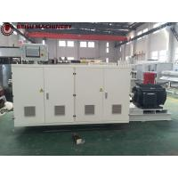Buy cheap PE / PPR Pipe Plastic Extrusion Machine Siemens Motor High Performance from wholesalers