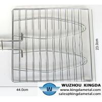 Buy cheap Wire mesh Barbecue net from wholesalers