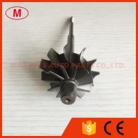 Buy cheap K03 5303-120-5015 53031205015 33.5/45mm 11 blades turbine Shaft and wheel /turbo wheel from wholesalers