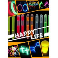Buy cheap China flashing chemical glow sticks glow bracelet glow necklace glow in the dark for party supllies from wholesalers