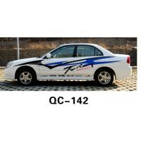 Buy cheap Car Decoration Custom Designer Car Body Sticker QC-142G from wholesalers