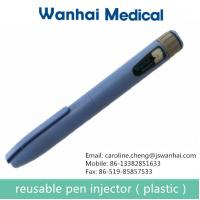 Buy cheap daibetes insulin pen /injection pen /reusable HGH pen /plastic injection pen from wholesalers