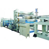 Buy cheap PVC skinning foam board extrusion line product
