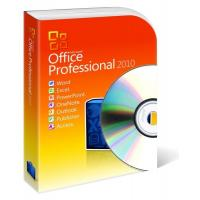 Buy cheap Computer System Microsoft Office 2010 Retail Box , Ms Office 2010 Retail Full Version from wholesalers