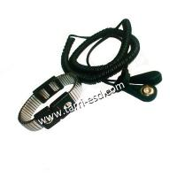 Buy cheap Dual wire ESD metal wrist strap from wholesalers