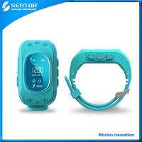 Buy cheap Watch gps tracker for old people with sos button standby 100 hours battery product