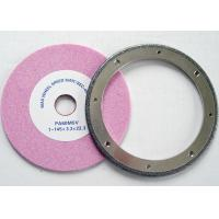 Buy cheap Cubic Boron Nitride grinding wheel for piston rings With High Working Efficiency from wholesalers