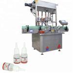 Buy cheap Glue Bottle Automatic Filling Machine , 10-35 bottles/min Water Bottle Filling Machine from wholesalers