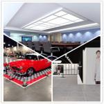Buy cheap Meeting Room/Show Room/Garage/Warehouse/Bathroom/Home PVC Interlocking Decking Flooring from wholesalers