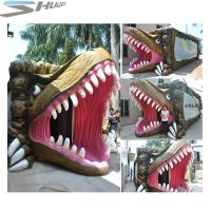 Buy cheap Amusement Park Dinosaur Pneumatic Surround 7.1 Audio 5D Theater System product