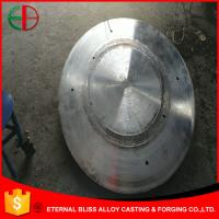 China GB 5680 ZGMn 13-5 Circular Wear Casting Impact Value ≥150J  Sand Cast Process  EB12021 on sale