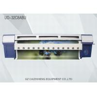 Wide Format Eco Solvent Printers , Flex Banner Automatic Printing Machine UD 32C8ABU
