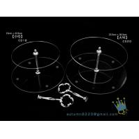 Buy cheap CD (88) pedestal cake stand product