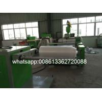 Buy cheap Three Layer Co-Extrusion LLDPE Stretch Film Manufacturing Machine Width 600mm from wholesalers