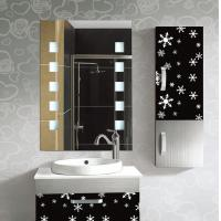 Buy cheap Rectangular Frameless Bathroom Mirror / Decorative Wall Mirrors For Bathrooms from wholesalers