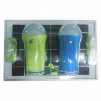 Buy cheap Outdoor Solar Home Lighting for Charging Phones and MP3/MP4 Players, Easy to Carry from wholesalers