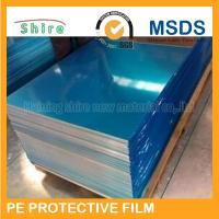 Buy cheap PE Cling Film Low Tack Protection Tape For Mirror Stainless Steel Sheet Surface from wholesalers