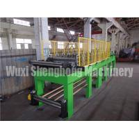 Buy cheap 0.7 Mpa Air Pressure EPS Sandwich Wall Panel  Roll Forming Machine  With  Mitsubishi PLC & Converter from wholesalers