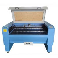 Buy cheap Laser Cutter Water Cooling CO2 Laser cutting Leather Machine Stable Performance and use for all non-metal material from wholesalers
