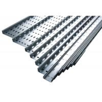 Buy cheap Stainless Steel Building Cable Tray Outside Low Maintenance Good Appearance from wholesalers