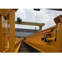 China High Efficiency Aluminum Overhead Gantry Crane Convenient Lifting And Carrying on sale