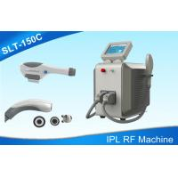 Buy cheap OPT SHR IPL Machine For Hair Removal /  Elight IPL RF Skin Tightening Beauty Machine from wholesalers