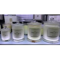 Buy cheap Home Scented Soy Jar Candles All Natural Customized Label For Decoration from wholesalers