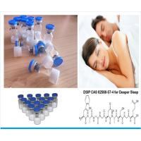 Buy cheap CAS 62568-57-4 Delta Sleep Inducing Male Peptide Hormones For Staying Asleep from wholesalers