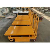 Buy cheap Customized Hydraulic Aerial Platform , Scissor Work Platform Flexible Operation from wholesalers