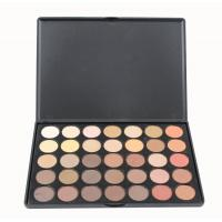 Buy cheap Logo Printing 35 Color Nature Glow Eyeshadow , Natural Beauty Palette from wholesalers