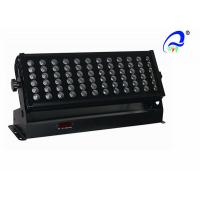 Buy cheap Red / Blue / Green City RGB Wall Washer LED Lights RGBW 72pcs 3W CE Certification from wholesalers