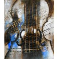 Buy cheap Guitar Oil Painting From Doupine Art [HS3785] from wholesalers