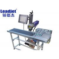 Buy cheap Optical Fiber Laser Marking Machine For Metal Materials Free Maintenance from wholesalers