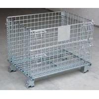 Buy cheap Normal Wire Mesh Container from wholesalers