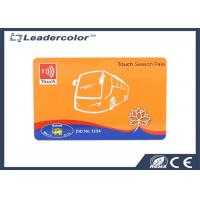 Buy cheap Transportation Smart NFC Access Card Near Field Communication NFC Chip from wholesalers
