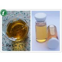 Buy cheap Strength Gaining Injectable Anabolic Steroids Oil Rip Cut 175 Mg / Ml Positive Effect from wholesalers