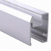 Buy cheap PVDF Painted Black Aluminum Window Extrusion Profiles , Bathroom Aluminum Sliding Windows from wholesalers