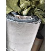 Buy cheap Stainless steel reverse plain dutch woven wire mesh,130/32 mesh size 0.2/0.4mm wire diameter ultra fine ss wire mesh from wholesalers