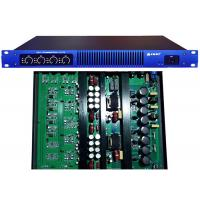 IR Circuit Small Digital Power Amplifier 250W , High Efficiency 4 Channel Amplifier