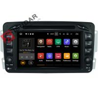 Buy cheap 3D Games Support Mercedes Vito Head Unit , Mercedes Vito Dvd Player With Wifi from wholesalers