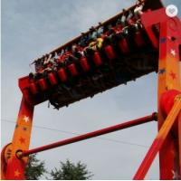 China Fashion Amusement Park Thrill Rides Portable Space Travel Children Rides on sale