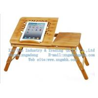 Buy cheap Wooden computer desk, wooden laptop table, wood bed, computer desk from wholesalers