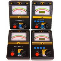 Quality Auto Range Clamp Earth Ground Resistance Tester 0~30A Leakage Current Test 0.01-1000ohm for sale